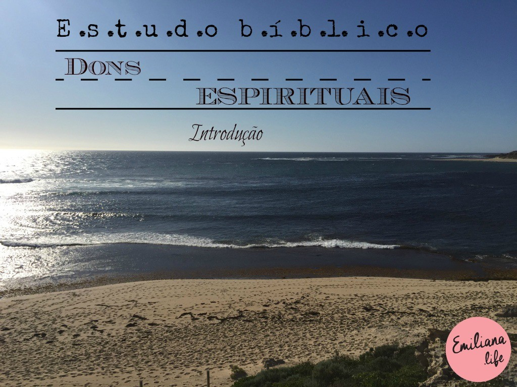 260 ESTUDOS BIBLICOS DONS ESPIRITUAIS