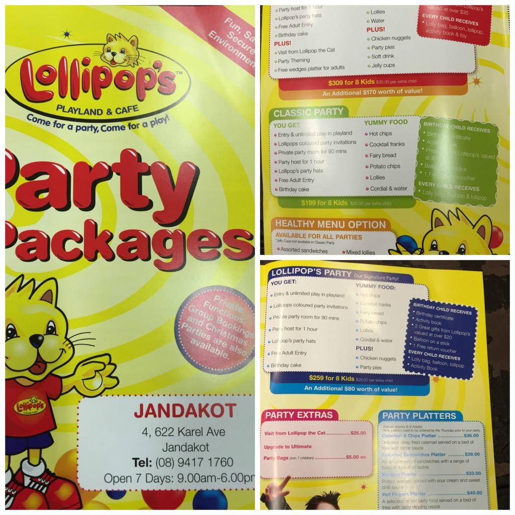 40 folder lollipops