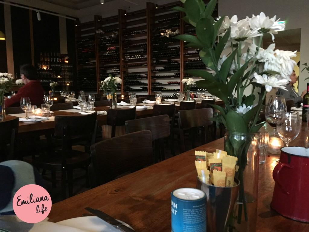 96 restaurante il ildo interior