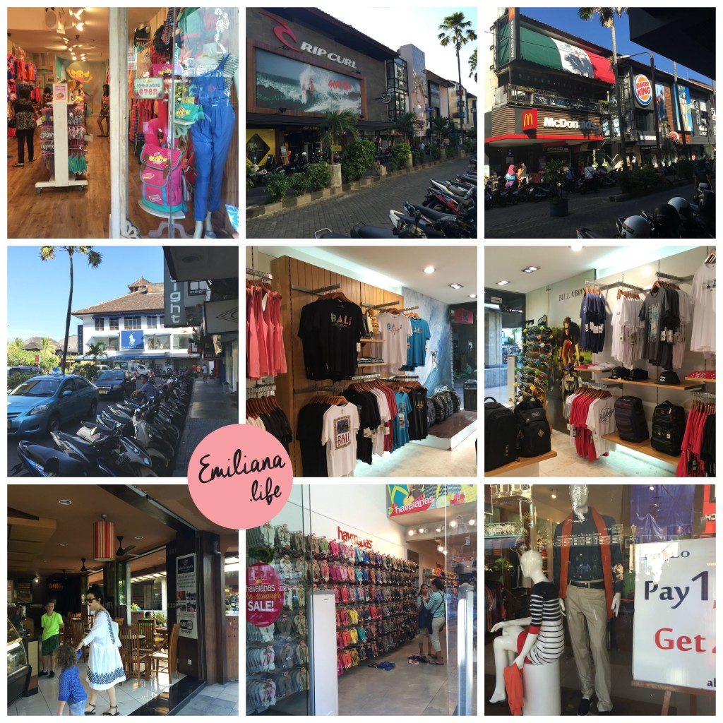 69 lojas em kuta collage