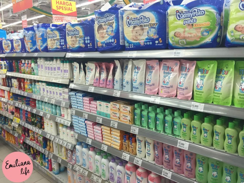 79 shampoo carrefour bali