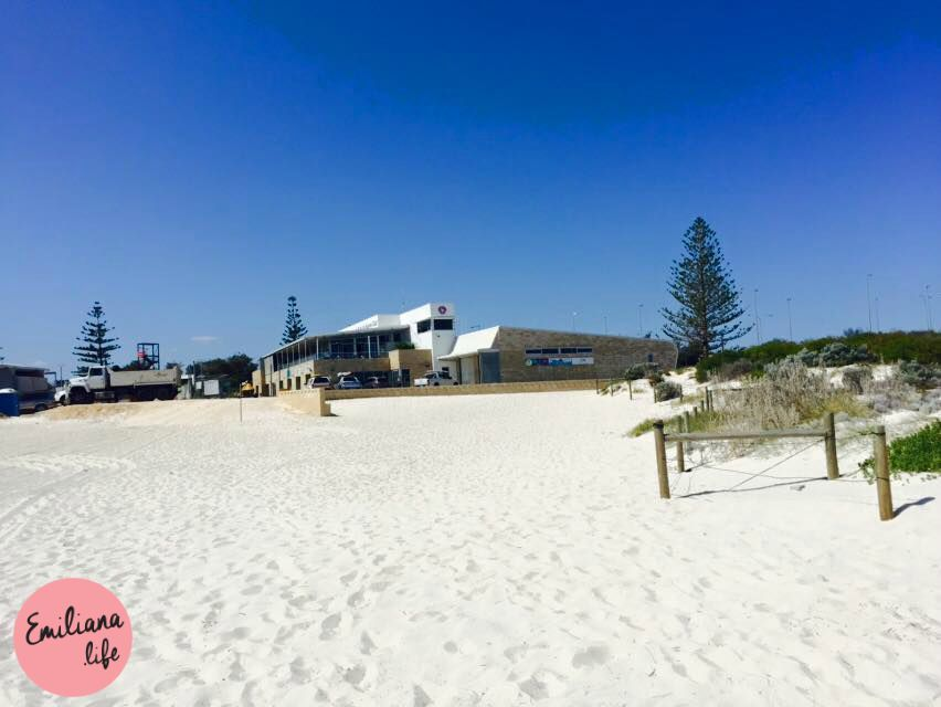 101 north fremantle beach
