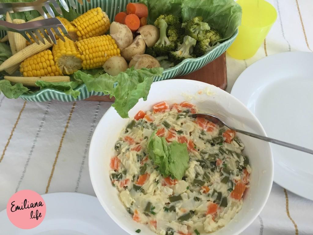 93 saladas almoco