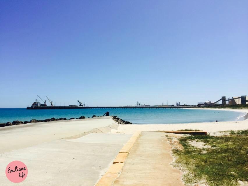 41 kwinana porto e praia logo