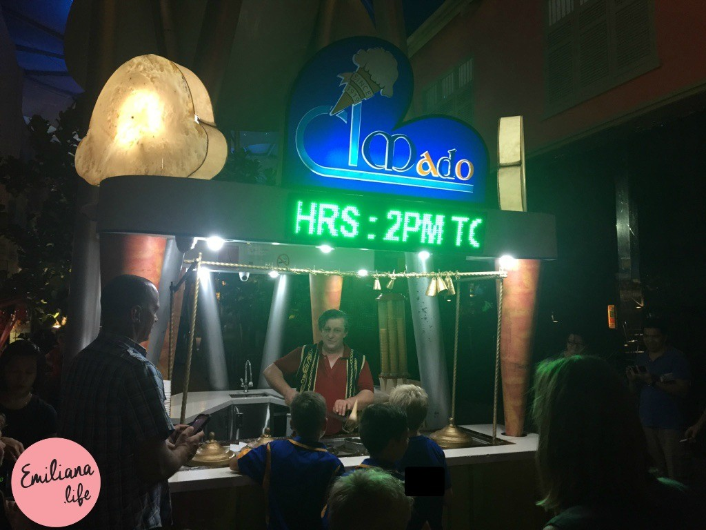602 sorveteria clarke quay turkish ice cream
