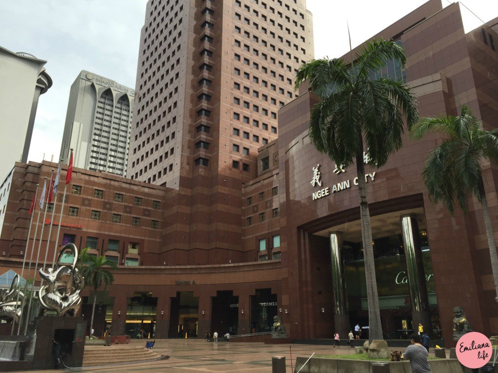 662 ngee ann city mall singapore
