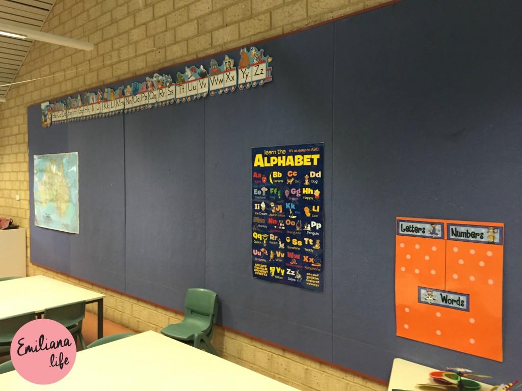 735 sala pre primar primeiro dia aula