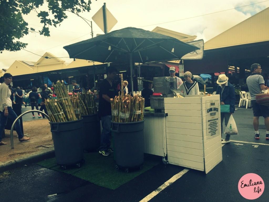 18 caldo de cana queen market melbourne
