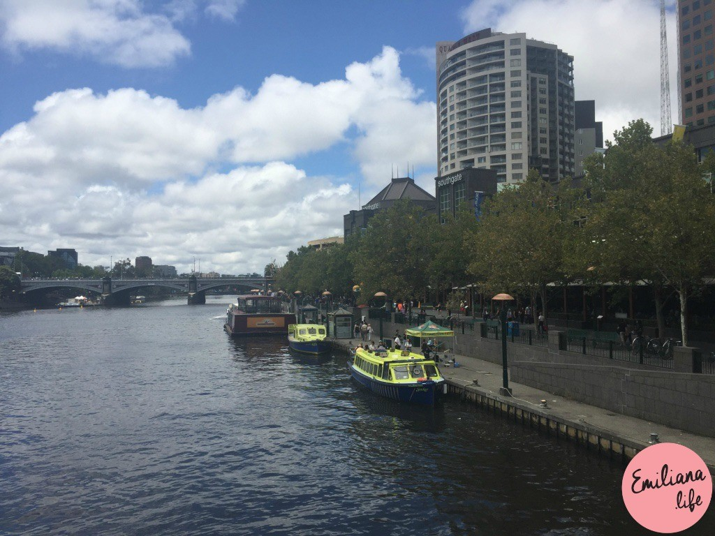 879 cruise yarra river melbourne
