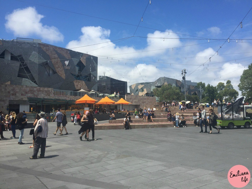 879 federation square melbourne