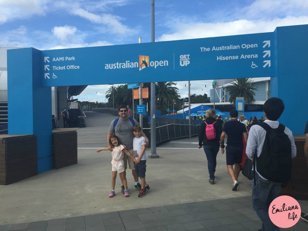102 australian open porta