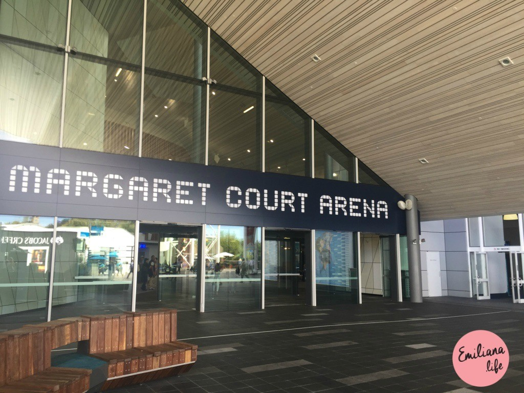 112 margaret court arena
