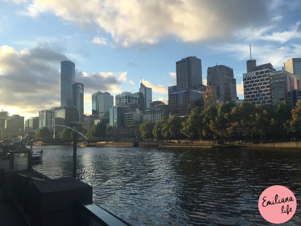130 yarra river Melbourne