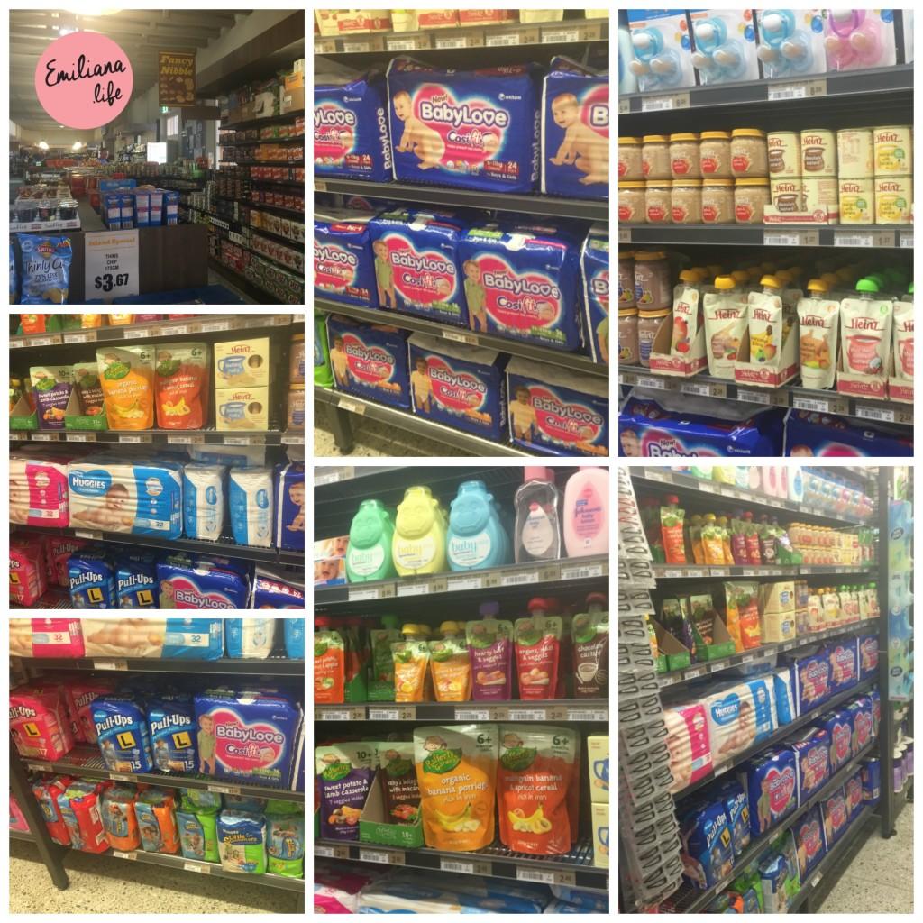 240 produtos supermercados bebes rottnest