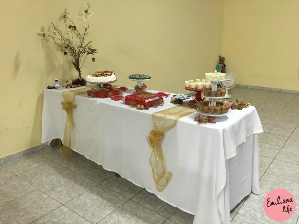 112 mesa doces ceia natal