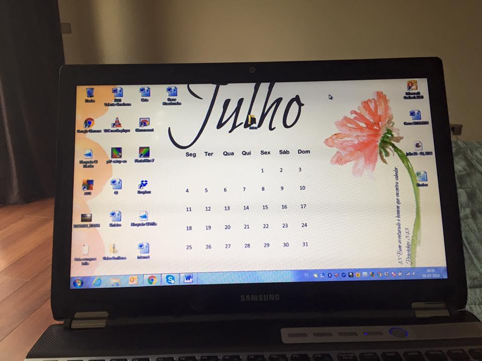 924 calendar july desktop
