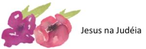 jesus na judeia