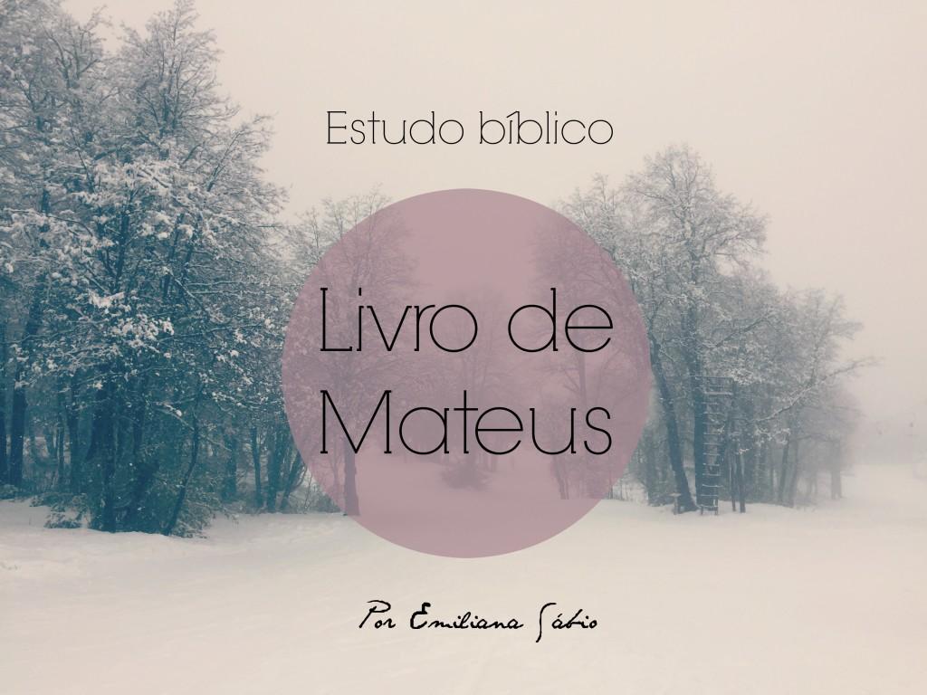 mateus 3